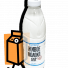 Молоко пастеризованное Козельское Живое 2,5% 0,93л бутылка в России