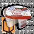 """Творог зерненый """"Славянские традиции"""" лесная ягода 5% 140г стакан в Москве"""